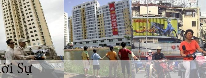 Qui hoạch đô thị tại TP Hồ Chí Minh