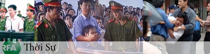 TS Cù Huy Hà Vụ bị tuyên án 7 năm tù giam