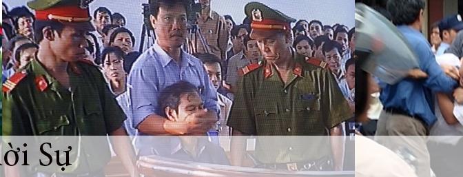 Hệ thống tam quyền phân lập của Việt Nam