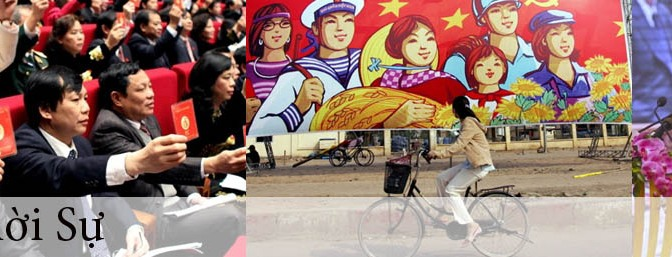Góc tối của những cuộc bầu cử trong nước cộng sản