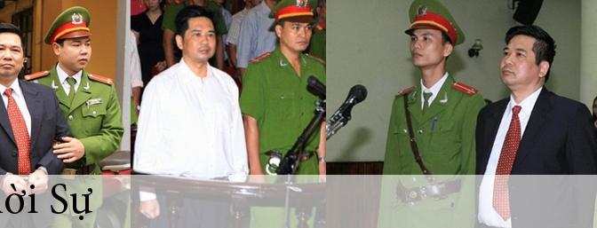 Tiến sĩ luật Cù Huy Hà Vũ bị chuyển đến trại giam hình sự ở Thanh Hóa
