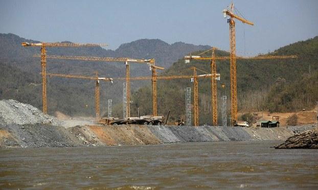 Những con đập dòng chính sông Mekong
