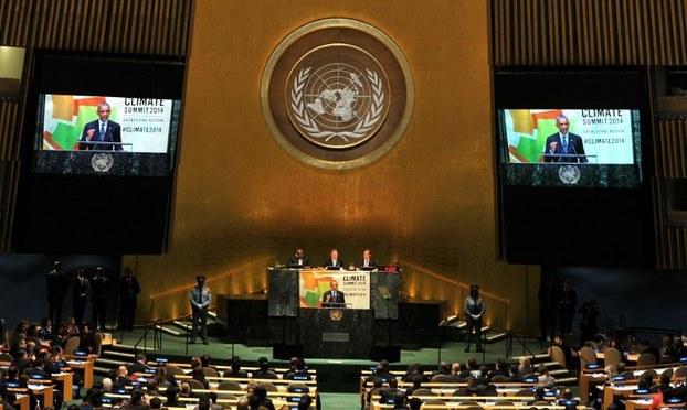 Những điểm gì đáng chú ý của Hội nghị về biến đổi khí hậu tại LHQ