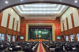 Dự thảo Luật tổ chức Chính phủ sửa đổi có thể tăng quyền cho thủ tướng