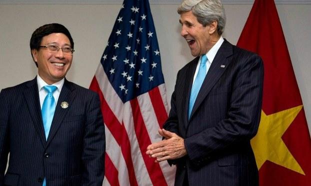 Trước chuyến thăm Hoa Kỳ của Bộ trưởng Ngoại giao Việt Nam