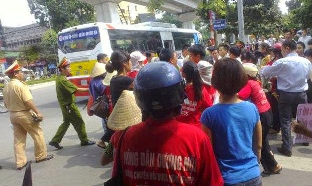 Thêm 2 người dân Dương Nội giữ đất bị kết án tù