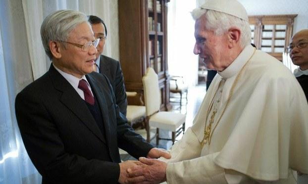 Vatican thắt chặt quan hệ ngoại giao với Việt Nam