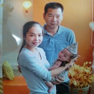 Phận nghèo lấy chồng Hàn Quốc