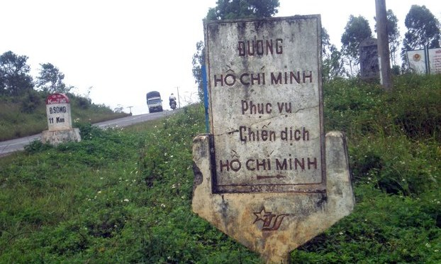 Buồn vui đường mòn Hồ Chí Minh trên Đất Mũi