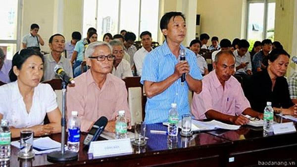 Cuộc đối thoại đất đai Cồn Dầu phải chờ thủ tướng kết luận