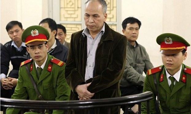 Việt Nam phóng thích nhà văn Phạm Viết Đào