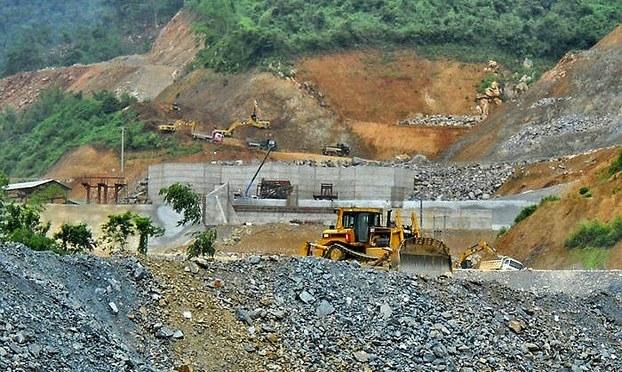 Cư dân Thái Lan quyết chống việc xây đập Xayaburi