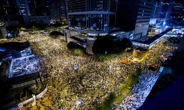 Ảnh hưởng cuộc biểu tình tại Hong Kong đến TQ và khu vực