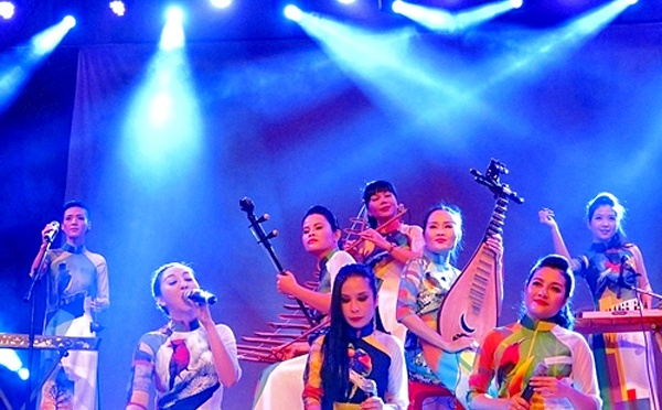 Nhạc cụ dân tộc Việt Nam tiêu biểu