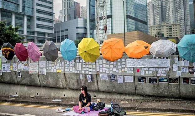 Người Việt nghĩ gì về 'Cách mạng cây Dù' tại Hong Kong