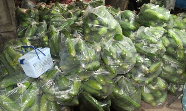 Campuchia tăng cường kiểm soát rau quả nhập từ Việt Nam