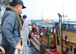 Thái Lan xét xử 12 ngư dân VN tội xâm nhập và đánh bắt trái phép