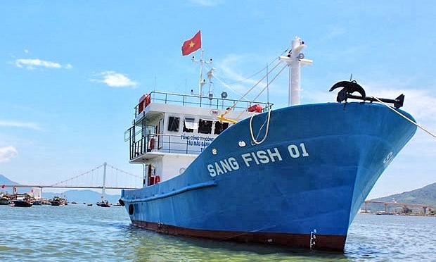Ngư dân và chương trình đóng tàu vỏ thép
