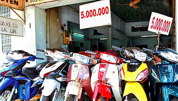 Doanh nghiệp xe máy chết hàng loạt vì… Trung Quốc
