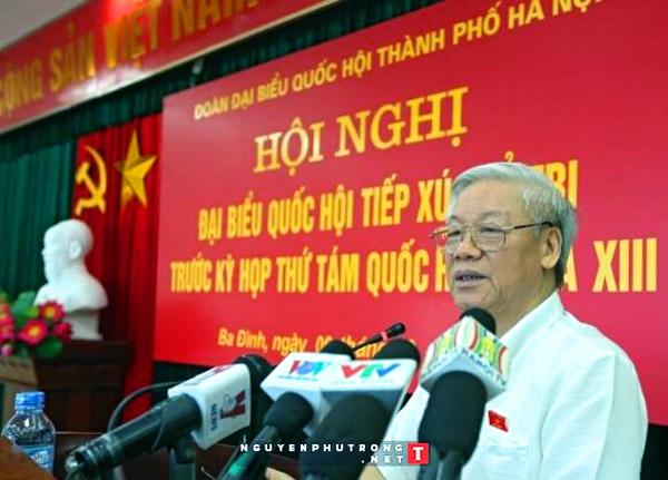 Việt Nam nhìn nhận việc chống tham nhũng khó và phức tạp