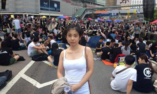 Cách mạng Cây dù dưới mắt một bạn trẻ từ Mỹ đến Hongkong