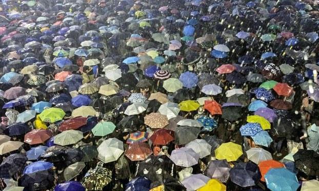 Hà Nội lo ngại ảnh hưởng phong trào dân chủ từ Hong Kong
