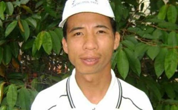 Gia đình tù nhân lương tâm Đặng Xuân Diệu kêu cứu