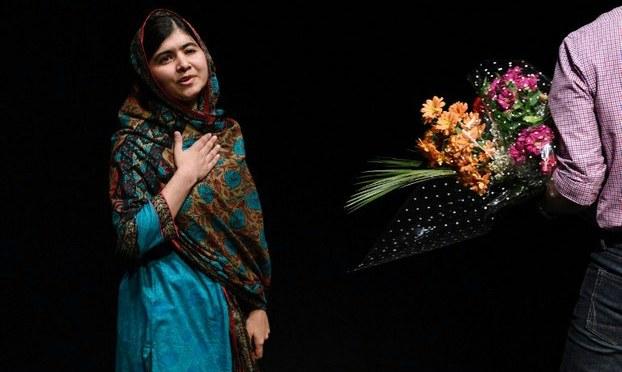 Malala Yousafzai, người trẻ nhất được giải Nobel Hoà Bình