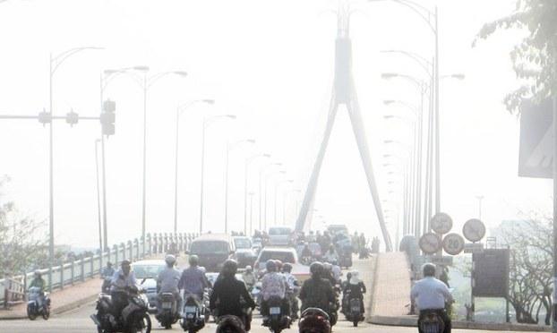 Ô nhiễm môi trường: nguồn từ giao thông!