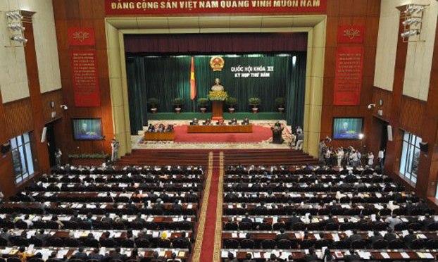Quốc hội cần minh bạch việc lấy phiếu tín nhiệm