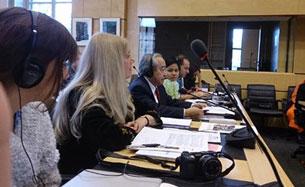 Phúc trình của Việt Nam tại Ủy ban LHQ