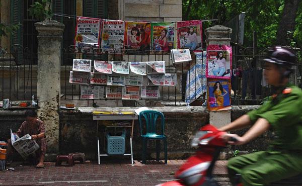 Luật Báo chí không thực thi tự do báo chí