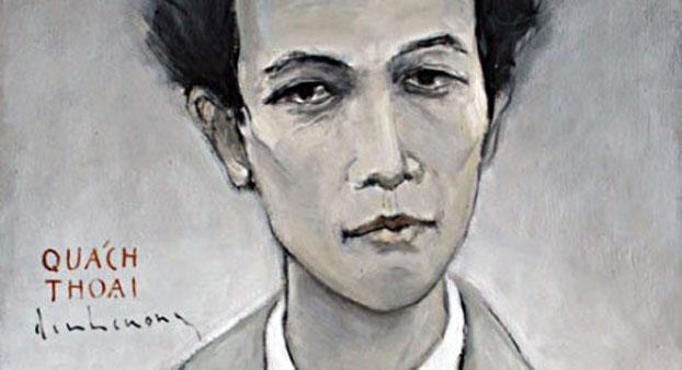 Quách Thoại, nhà thơ đấu tranh đầu tiên của Việt Nam