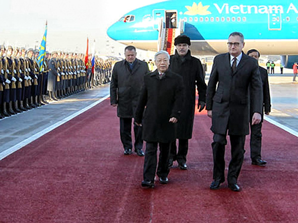 Đảng CSVN cùng làm công tác ngoại giao có hiệu quả?