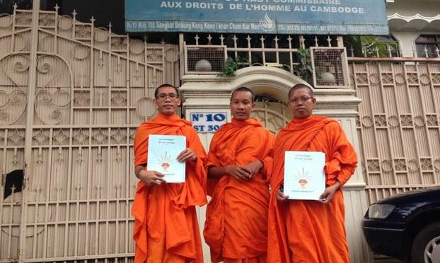 Người Khmer Krom tố Bộ đội Biên phòng Hà Tiên bắt giữ và chiếm đoạt tài sản
