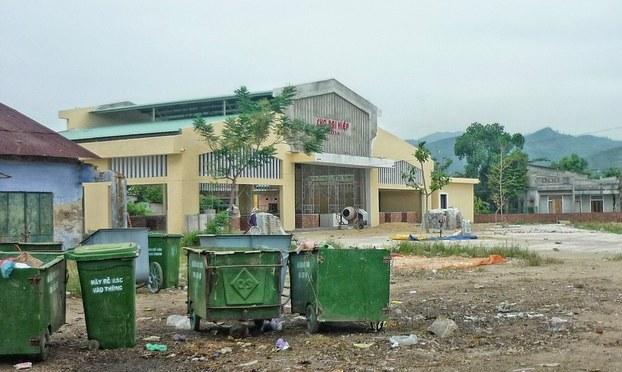 Tiểu thương Quảng Nam phản đối giao chợ cho tư nhân