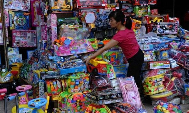 Trẻ em Việt 'nhuộm màu sắc' Trung Quốc