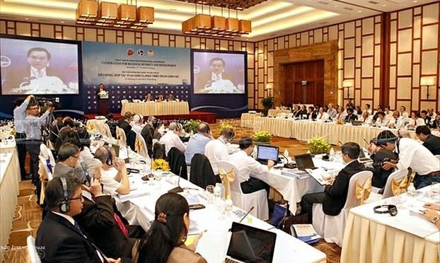 Hội thảo về Biển Đông ở Đà Nẵng: bình mới rượu cũ
