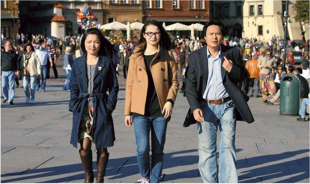 Người Việt tại Ba lan dấn thân vào chính trường