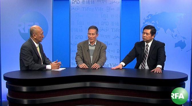 Thảo luận chính trị giữa Mặc Lâm, Blogger Điếu Cày và TS Cù Huy Hà Vũ