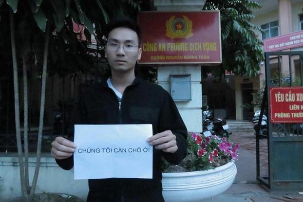 """Những đòn trấn áp """"thầm lặng"""" của chính quyền Việt Nam"""