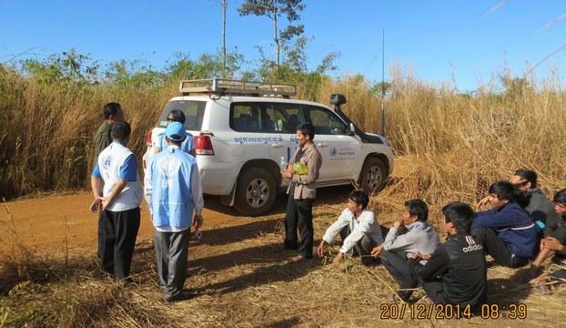 Campuchia đồng ý cho 13 người Thượng được nộp đơn xin tỵ nạn