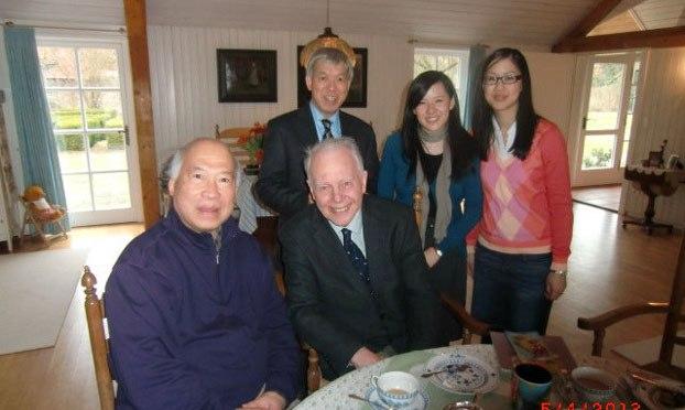 Ông Ernst Albrecht, ân nhân của người Việt tị nạn qua đời