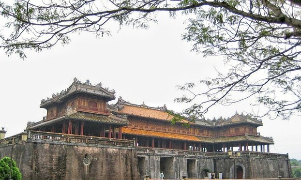 Văn hoá Trung Hoa trên đất Huế