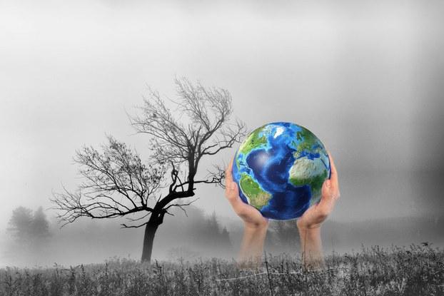 Hãy cứu lấy trái đất