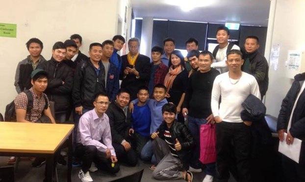 Thuyền nhân Việt tại Úc được hòa nhập cộng đồng