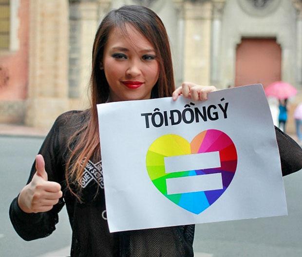 Thế giới người đồng tính nữ ở việt Nam