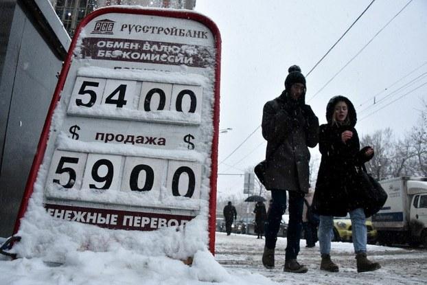 Thương mại Việt Nga trong bối cảnh đồng Rúp suy sụp