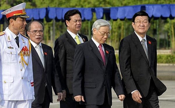 Ngoại giao Việt nam trong cái bóng của đảng