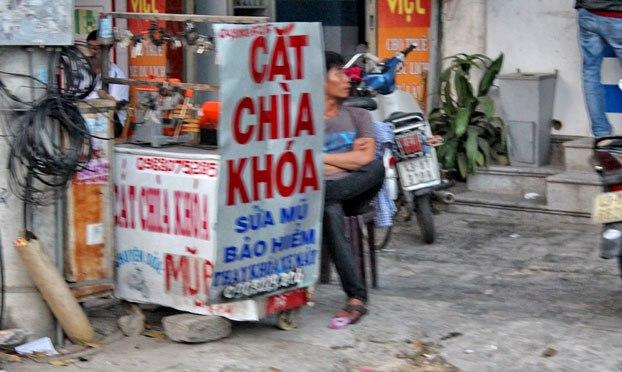 Nạn trộm cắp bùng phát ở miền Trung